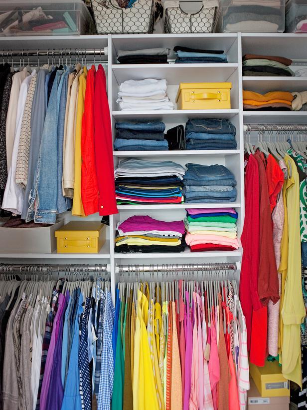 Spring Clothing Swap