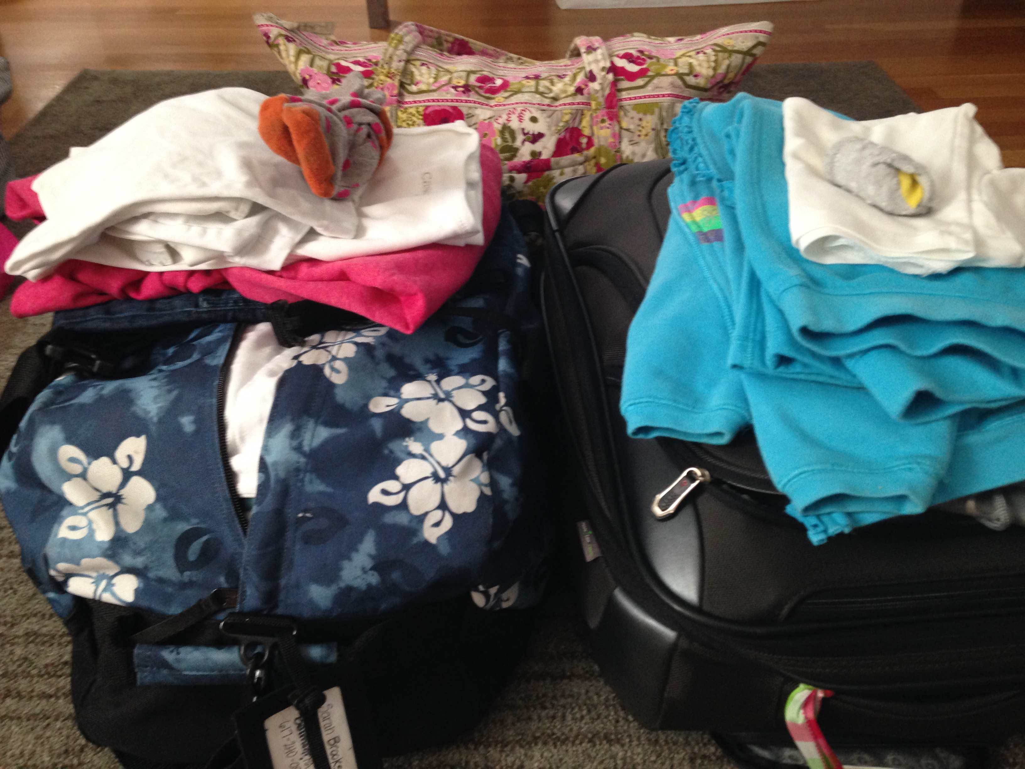 3 Tips for Organized Packing