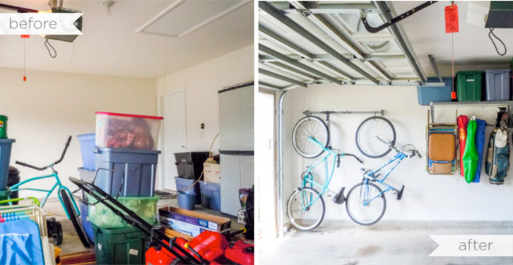 Get your Garage in Gear – Organizing for the Upcoming Winter