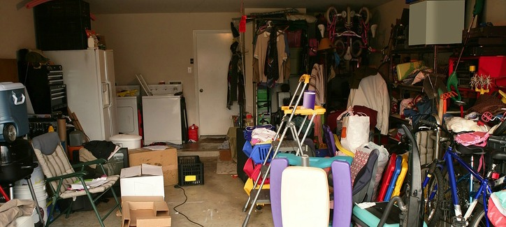 Get your Garage in Gear – Organizing for the Upcoming Fall & Winter