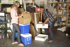 spring cleaning garage organizing boston