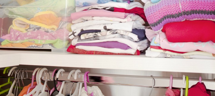 6 Ways to Organize Your Kid's Closets